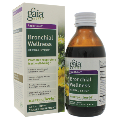 Bronchial Wellness Herbal Syrup product image