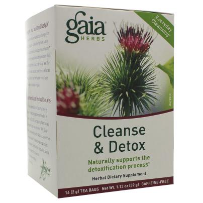 Результат пошуку зображень за запитом Gaia Herbs Cleanse & Detox photo