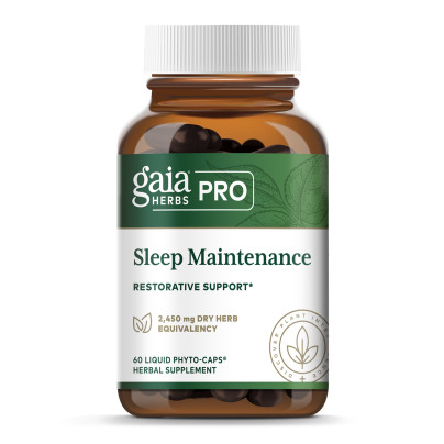 Sleep Maintenance-Gaia Herbs