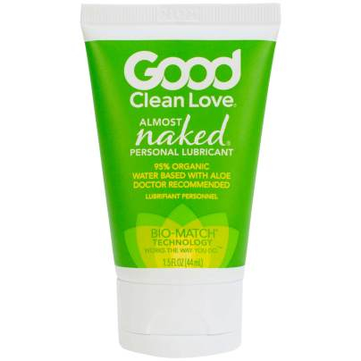 Almost Naked Personal Lubricant - Good Clean Love