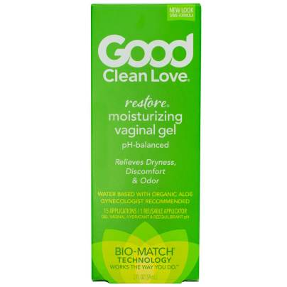 Bio-Match Restore Moisturizing Personal Lubricant - Good Clean Love