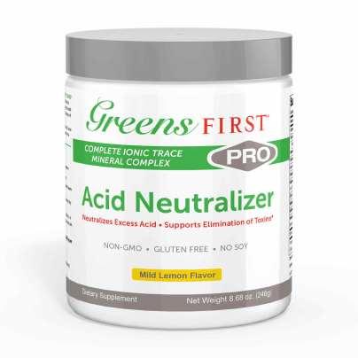 Acid Neutralizer (powder-lemon flavor) product image