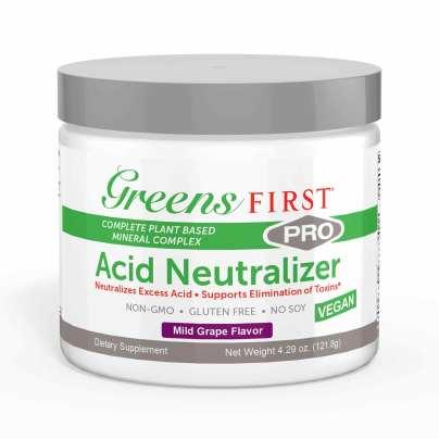 Acid Neutralizer (powder-grape Vegan) product image
