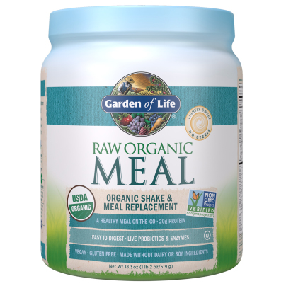RAW Organic Meal - Garden of Life