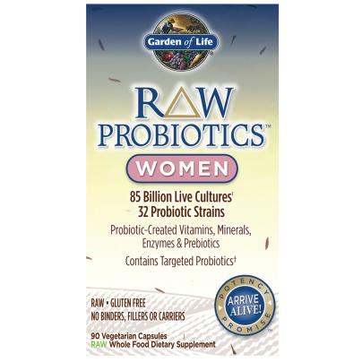 RAW Probiotics Women product image