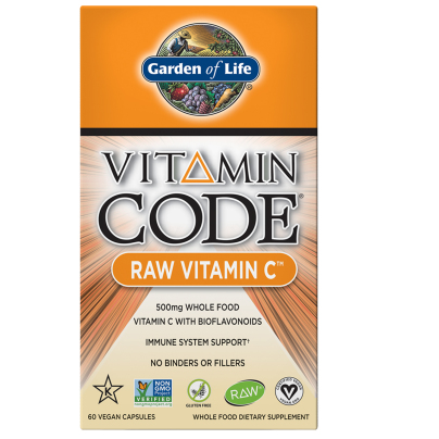 Vitamin Code RAW Vitamin C - Garden of Life