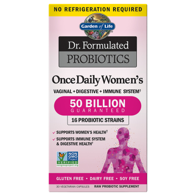 Dr. Formulated PROBIOTICS Once Daily Womens product image