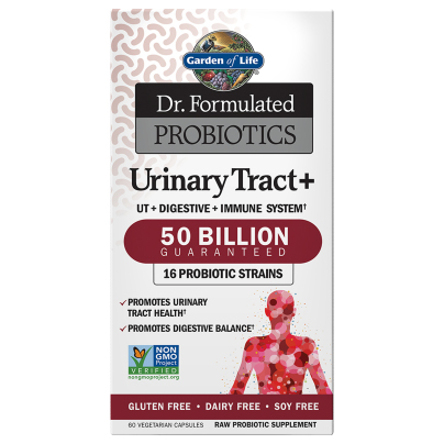 Dr. Formulated PROBIOTICS Urinary Tract+ product image