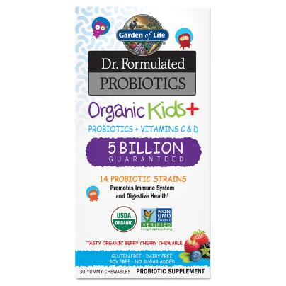 Dr. Formulated PROBIOTICS Organic Kids+ product image