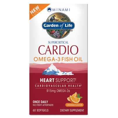 Minami Cardio - Garden of Life