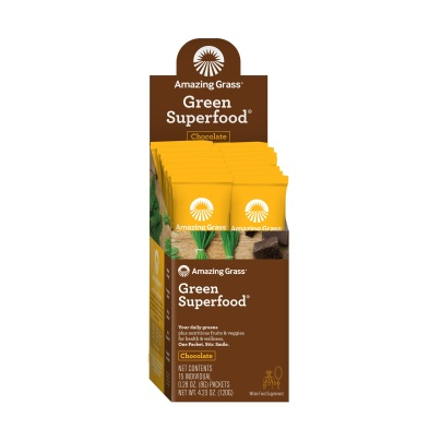 Chocolate Green SuperFood product image