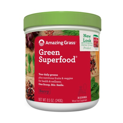 Berry Green SuperFood Powder product image