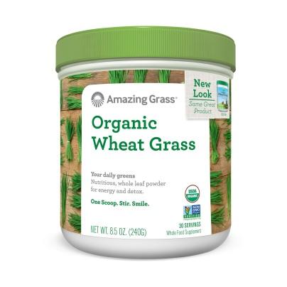 Organic Wheat Grass product image