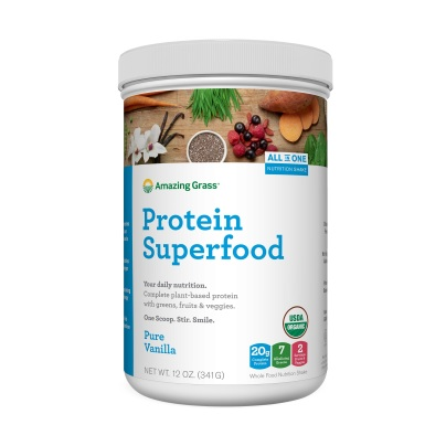 Protein SuperFood Pure Vanilla product image