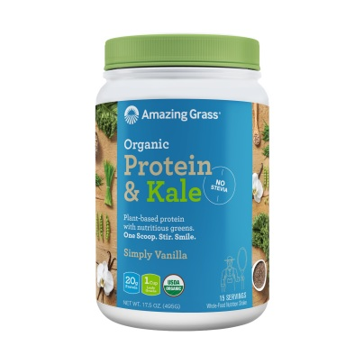 Protein & Kale Simply Vanilla product image