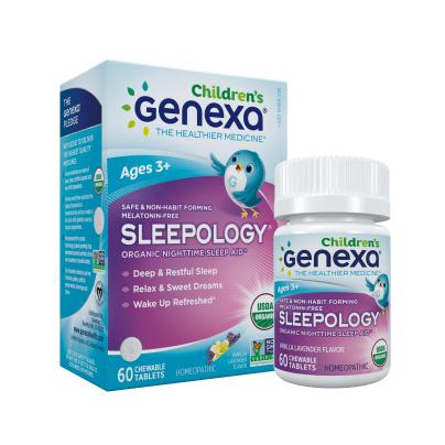 Sleepology for Children - Genexa