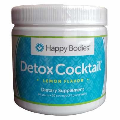 Detox Cocktail Mix Lemon Jar product image