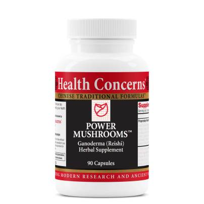 Power Mushrooms - Health Concerns