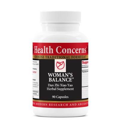 Women's Balance - Health Concerns