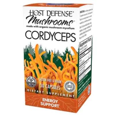 Cordyceps (Cordyceps sinensis) - Host Defense