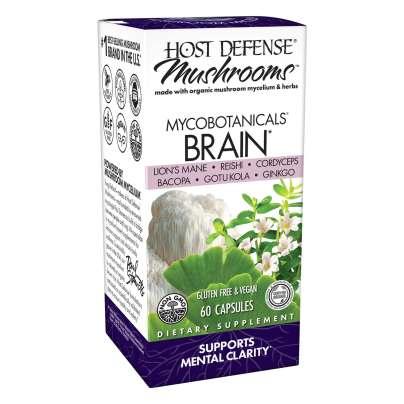 MycoBotanicals Brain product image