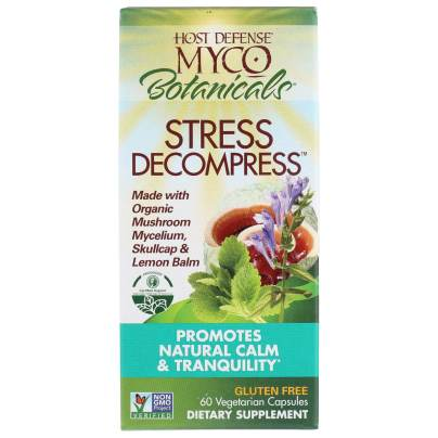 MycoBotanicals® Stress Decompress® product image