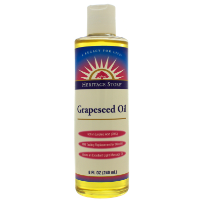 Grapeseed Oil - Heritage