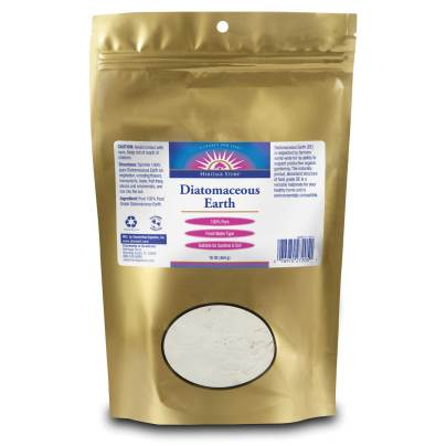 Diatomaceous Earth Powder - Heritage
