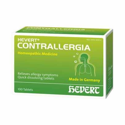 Contrallergia - Hevert Pharmaceuticals