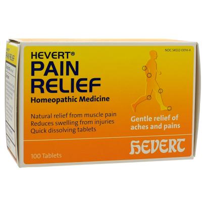 Hevert Pain Relief - Hevert Pharmaceuticals