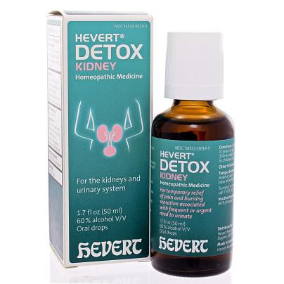 Hevert Detox Kidney - Hevert Pharmaceuticals