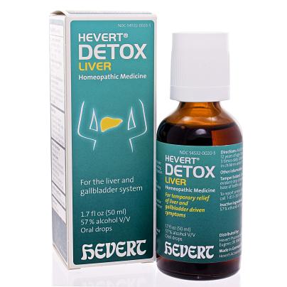 Hevert Detox Liver - Hevert Pharmaceuticals