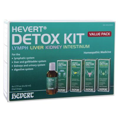 Hevert Detox Kit - Hevert Pharmaceuticals