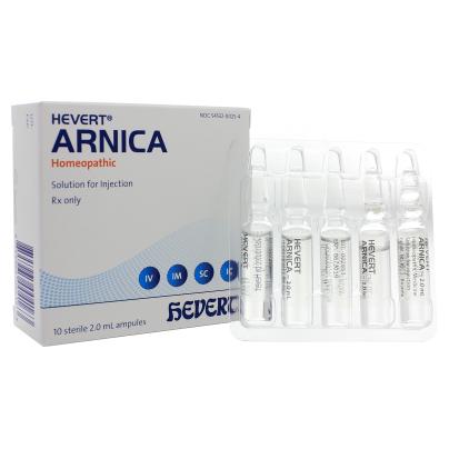 Hevert Arnica Rx, Hevert Pharmaceuticals, Wholesale Distributor