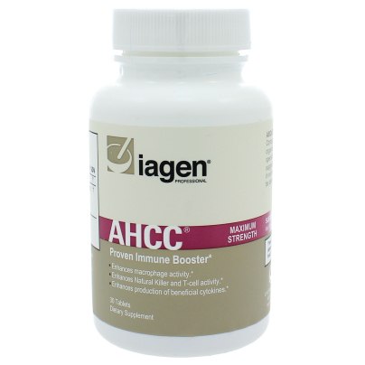 AHCC Maximum Strength 1000mg - Iagen Naturals
