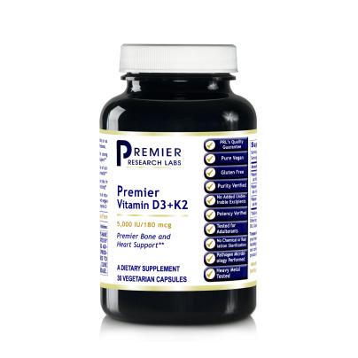 Premier Vitamin D3+K2 product image