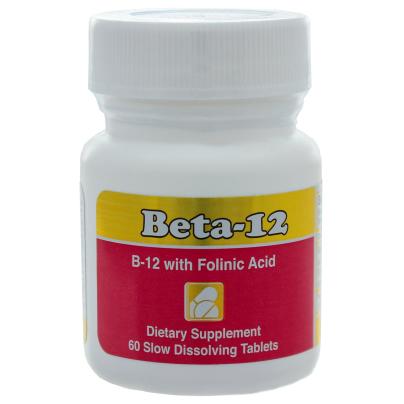 Beta-12, 3mg Methylcobalamin product image