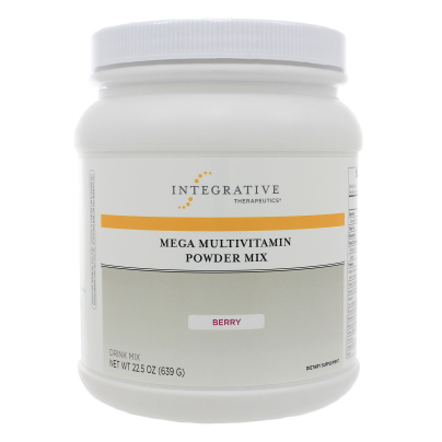 Mega MultiVitamin Drink Mix (Berry) product image