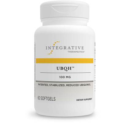 UBQH 100 mg-Integrative Therapeutics (CoQ10)