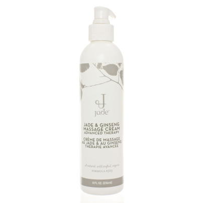 Jade and Ginseng Massage Cream - Advanced Therapy - Jadience Herbal Formulas