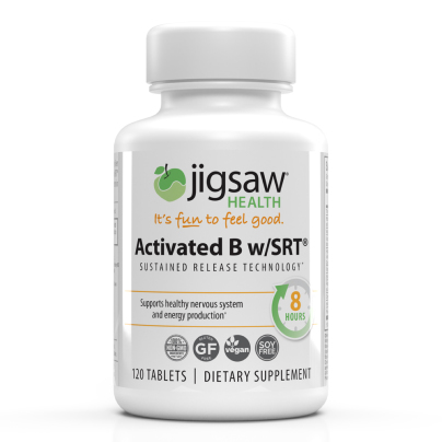 Activated B w/SRT - Jigsaw Health