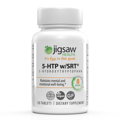 5-HTP w SRT - Jigsaw Health