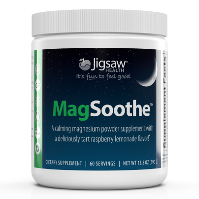 MagSoothe Tart Raspberry Lemonade - Jigsaw Health