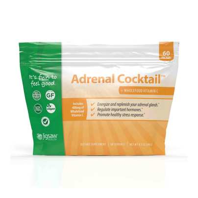 Adrenal Cocktail™ + Wholefood Vitamin C Packets - Jigsaw Health