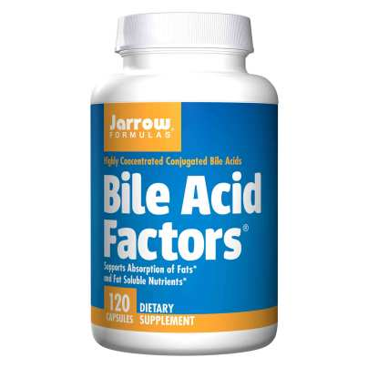 Bile Acid Factors-Jarrow Formulas