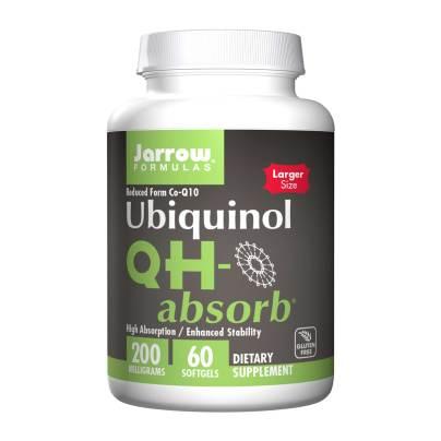 QH-Absorb 200mg - Jarrow Formulas