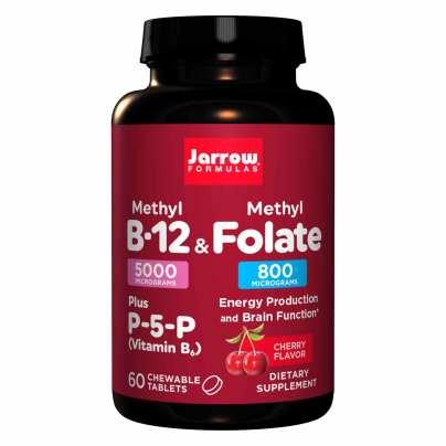 Methyl B-12 & Methyl Folate Cherry product image