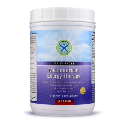Daily Packs - Micronutrient Energy Therapy - Rejuvenation Science