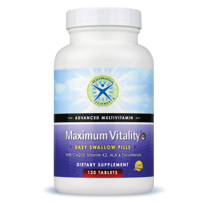 Maximum Vitality® ESP Multivitamin - Rejuvenation Science