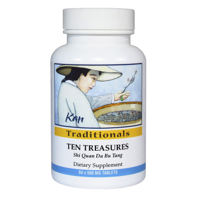 Ten Treasures product image